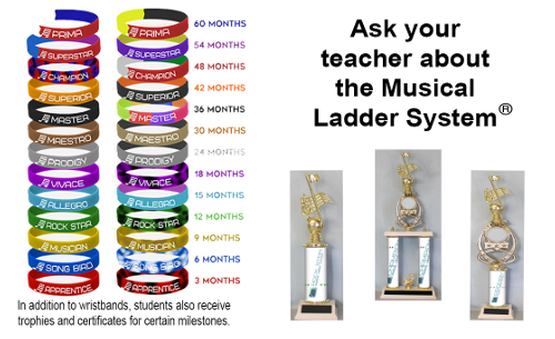 Musical Ladder - Niagara School of Music