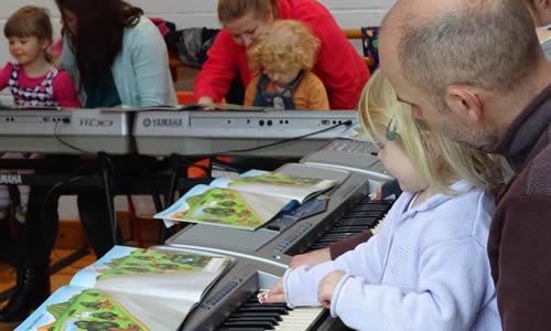Music Wonderland - Niagara School of Music