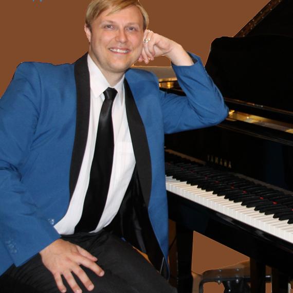 Gordon - Teacher at Niagara School of Music