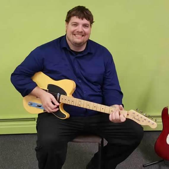 Lewis - Teacher at Niagara School of Music