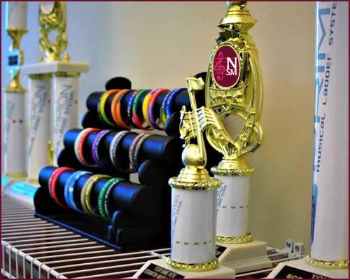 Musical Ladder Trophies & Awards - Niagara School of Music